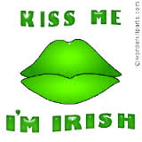 :) ~ Profile picture comment St Patrick's Day