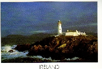 Themed Postcard Swap: LIGHTHOUSES