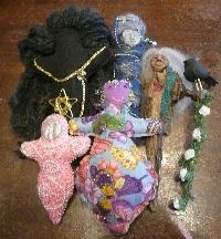 Goddess or Spirit Doll Group Swap