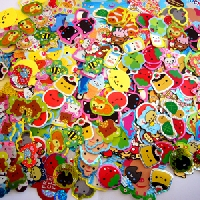 Envie Full of Stickers
