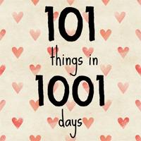 101 Things Progress- February 2016