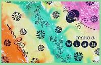 SWL ~ Mail Art Postcard ~