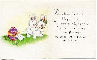 Easter Greetings Swap (USA)