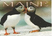 State of Maine Postcard Swap