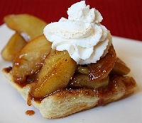 Pinterest Recipes: #1 Apples