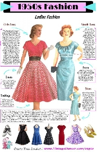 Pinterest - Fabulous 50s