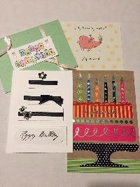 Happy Birthday Card - May