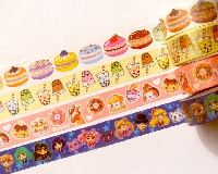 FTLOW - ♥ Kawaii Cuteness Washi ♥