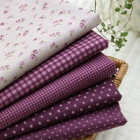 FF: A Little Fat-Quarter Swap in Purple (USA)