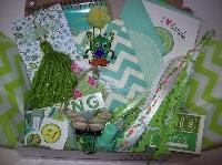 Color me Perfect #2 (send 4) GREEN