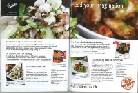 International Recipe Pages