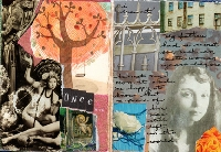 AACG:  Sender's Choice Collage ATC