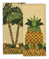 Summer Dish Towel (USA) #2
