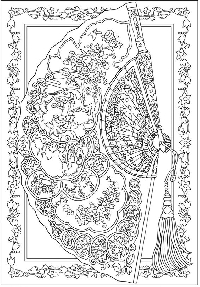 Pinterest - Adult Colouring Page Stash