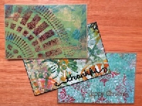 VC: Handmade Vintage Style Postcard #2