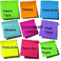 Pick 3 Stationery Lovers Swap