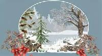 Christmas card as postcard #20 - Sender's choice