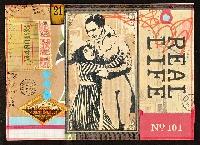 EJ: Faux Ephemera Postcard