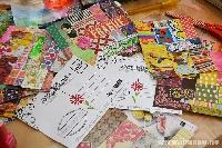 Handmade Postcard Swap