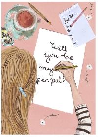A Happy Mail Pen Pal!