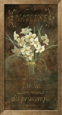 December's Birth Flower/Narcissus ATC Swap EDITED!