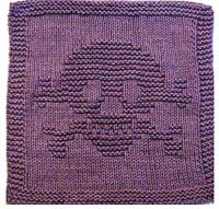 Any Old Holiday Dishcloth: USA only