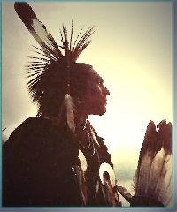 Native American Postcard Swap