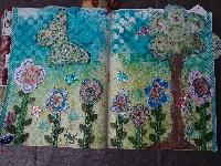 BLG ~ Handmade Envelopes for Butterfly Lovers