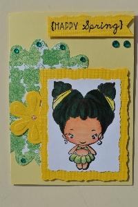 Handmade Card Challenge
