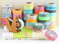 ♦ Washi Tape Scavenger Hunt ♦