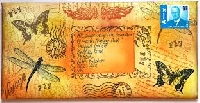 USAPC: Rubber Stamped MAIL ART