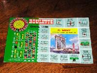 Postcard Roulette