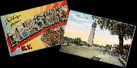 USA Blind Postcard Quick Swap #13