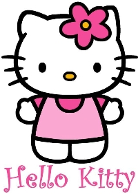 Pocket Letter: Hello Kitty Theme - US Only