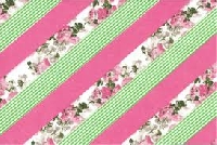IS~Home made Post Card~Washi Tape~INT
