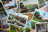Send 5 Postcards swap #1