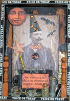Halloween Candyless Altered Cigar Box Swap
