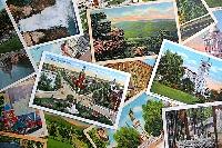 Send 5 Postcards swap #4
