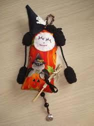 IS-Halloween themed Dotee doll - USA