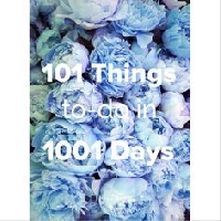 101 Things Progress- July 2016