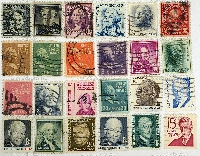 HMB: PC With 😎Cool Postage Stamps # 3 *USA*