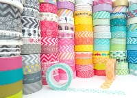 ♦ Washi Tape Scavenger Hunt II ♦