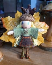 cq- fall fairie dotee OR icicle doll