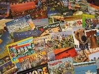 Ratings Booster Postcard Swap