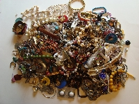 Small Flat Rate Junk Jewelry Swap