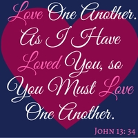 CSG~ ❤️✝ Love One Another ✝❤️ #1