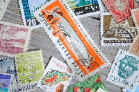 Used Postage Stamps Swap - September 2016
