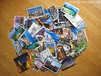 PPWAH- Your Little Corner of the World Post Card