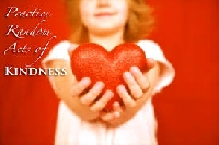 PW- Random Acts of Christian Kindness