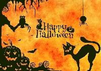 WPS - Halloween Postcard